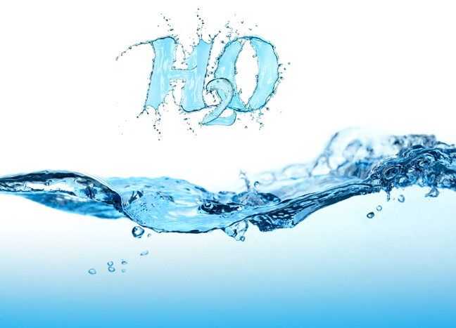 H2O formula chimica dell'acqua