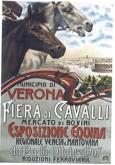 manifesto fieracavalli 1907